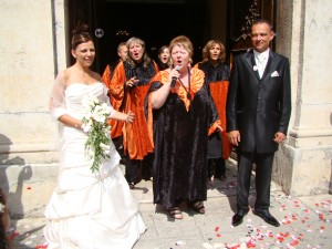 mariage formule groupe 40 - Refrain Prire Universelle Mariage